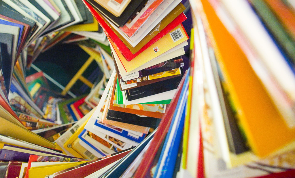 Eight nonprofit marketing books for your library