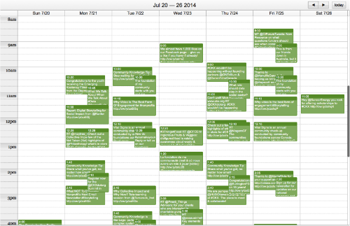CM-Content Calendar