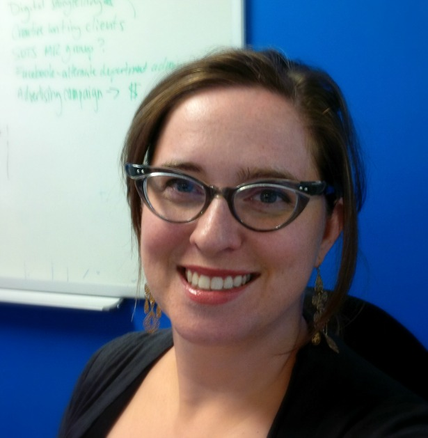 Leaving a positive impact with communications: Sarah Anderson [profile]