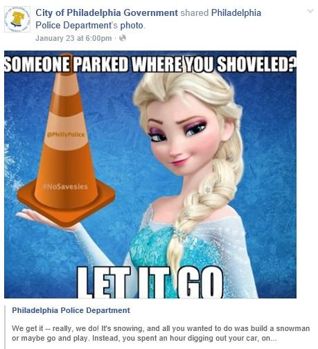 Philadelphia Frozen