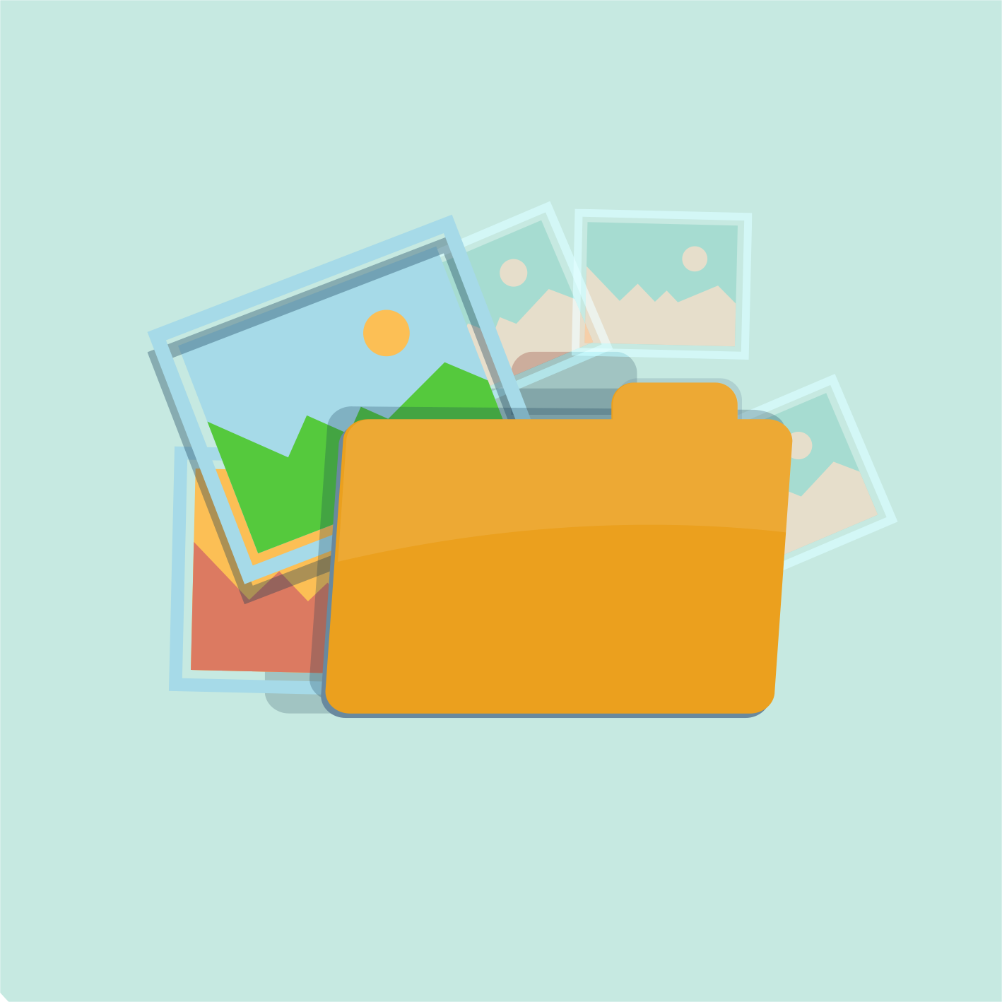 How to organize your nonprofit's visual library