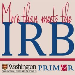 More than meets the IRB